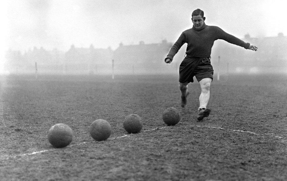 Старый футбол картинки